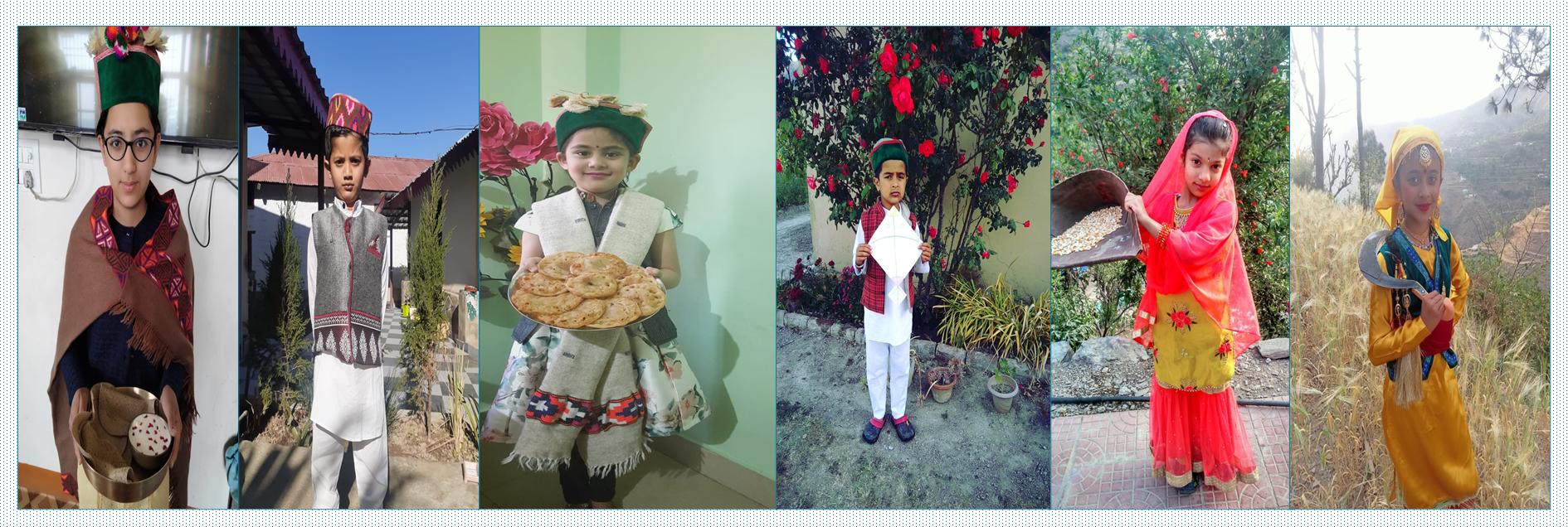 Himachal Day Celebration